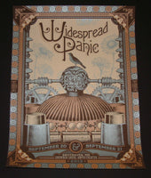 Status Serigraph Widespread Panic Poster Southaven 2013 Artist Edition S/N