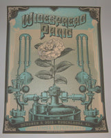 Status Serigraph Widespread Panic Poster Tuscaloosa 2013 Artist Edition S/N