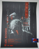 Justin Van Genderen Blade Runner Movie Poster 2017 Artist Edition