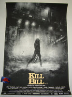 Karl Fitzgerald They Belong To Me Now Kill Bill Movie Poster 2016