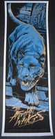 Ken Taylor Afghan Whigs Poster Australia 2012 Tour Artist Edition S/N