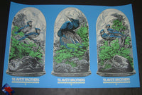 Ken Taylor Avett Brothers Port Chester Poster Artist Edition Uncut 2018