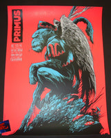 Ken Taylor Primus San Diego Poster 2016 Artist Proof Night 2