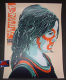 Ken Taylor Puscifer Grand Rapids Poster Orange Variant 2016 Artist Proof