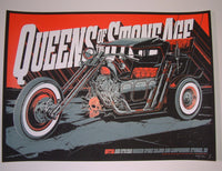 Ken Taylor Queens of the Stone Age Poster Sturgis 2013 Artist Edition