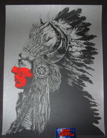 Ken Taylor Sioux City Art Print Native American 2016
