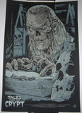 Ken Taylor Tales From the Crypt Television Series Poster Mondo 2013