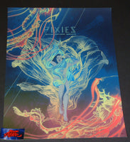 Kevin Tong Pixies Mansfield Poster 2018