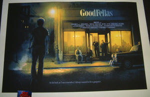 Kevin Wilson GoodFellas Movie Poster 2018