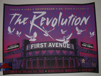 Kii Arens The Revolution Poster Minneapolis Prince 2016 Artist Edition