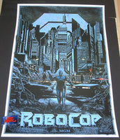 Kilian Eng RoboCop Movie Poster Art 2016