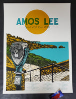 Landland Amos Lee Spirit Fall Tour Poster Artist Edition 2016