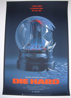 Laurent Durieux Die Hard Movie Poster Mondotees 2013