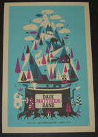 Methane Studios Dave Matthews Band Poster Commerce City 2013 Night 2 Artist Edition S/N