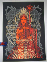 Malleus Sleep Melvins Los Angeles Queen Poster 2017 Artist Edition