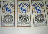 Mark Arminski 311 Zig Zag Wantagh Poster Handbills Uncut Sheet Signed 1997