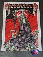 Mark Gibbons Metallica Mannheim Germany Poster VIP Artist Edition 2019
