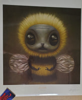 Mark Ryden Bee Lithographic Poster Fine Art Print 2020