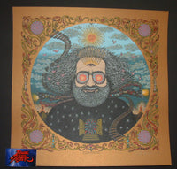 Marq Spusta Bicycle Day Art Print 2017 Jerry Garcia Artist Edition