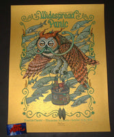 Marq Spusta Widespread Panic Poster Milwaukee Artist Edition 2018