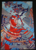 Martin Ansin Spider-Man Homecoming Movie Poster 2017 Mondo