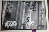 Matt Ferguson Star Wars For Luck Movie Poster Foil Variant 2019