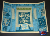 Methane Studios Dave Matthews Tim Reynolds New York Poster 2018 Artist Edition