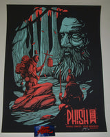Mike Fudge Phish Poster Nashville 2018 Artist Edition