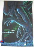 Mike Saputo Alien Movie Poster 2016 Artist Edition Mondotees