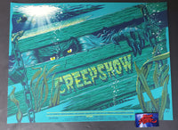 Mike Saputo Creepshow Movie Poster Mondo 2014
