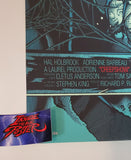 Mike Sutfin Creepshow Movie Poster Glow in the Dark Variant AP 2013 Mondo