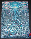 Miles Tsang Primus Poster Cool Blue Dream Variant 2018 Artist Edition
