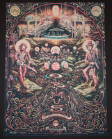 Miles Tsang Primus Minneapolis Poster 2015 Artist Edition