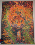 Miles Tsang Widespread Panic Poster Milwaukee 2015 Artist Edition