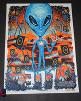 Munk One 311 Poster Morrison Red Rocks Blue Variant 2018