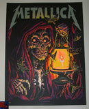 Munk One Metallica Lincoln Poster 2018