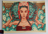 Munk One Pixies Brooklyn Poster Artist Edition 2018