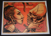 Munk One Pixies Poster Los Angeles 2013