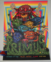 Munk One Primus Poster Albany 2017 Artist Edition