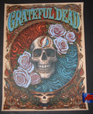 N. C. Winters Grateful Dead Poster 2018 Artist Edition