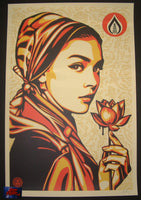 Shepard Fairey Natural Springs Art Print 2015