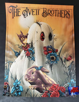 Neal Williams Avett Brothers Cleveland Poster Artist Edition 2019