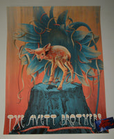 Neal Williams Avett Brothers Salem Poster Artist Edition 2019