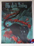 Neal Williams Avett Brothers Wallingford Poster Artist Edition 2019