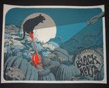 Neal Williams Black Keys Poster Portland 2014 Halloween Artist Edition