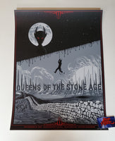 Neal Williams Queens of the Stone Age Manchester UK Poster Artist Edition 2017