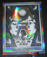 Arctic Monkeys Vancouver Poster Artist Edition Foil Variant Nerl Says 2018