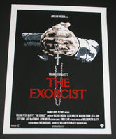 New Flesh The Exorcist Movie Poster 2013 S/N