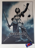 Paige Reynolds Metallica Cologne Germany Poster Signed VIP Artist Proof 2019
