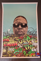 Paul Jackson The Notorious B.I.G Biggie Smalls Ready to Die Art Print 2020
